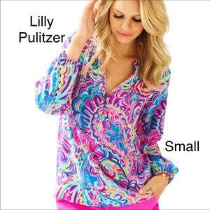 Lilly Pulitzer psychedelic sunshine elsa